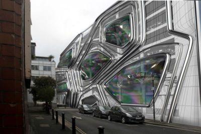معماری مارس