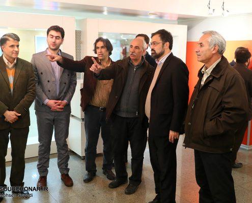 اخبار هنرهای تجسمی - اخبار هنری- اخبار نوین تندیس - اخبار نمایشگاهی