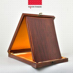 لوح چوبی نفیس طرح B - لوح تقدیر خام - فروش لوح خام - خرید لوح خام - نوین تندیس
