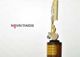 تندیس آرایشگر - نمونه تندیس - نوین تندیس - ساخت تندیس - سفارش تندیس - قیمت تندیس